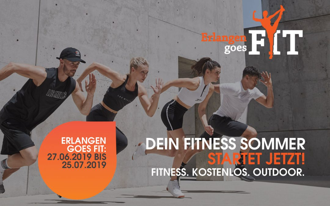 ERLANGEN GOES FIT 2019